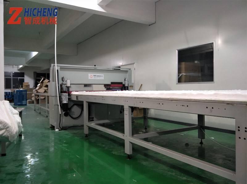 杭州客户平板送料裁断机